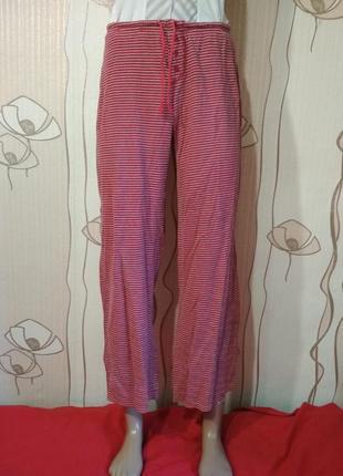 Пижамные штаны для дома для сна