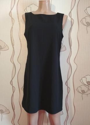 Классическое черное платье - футляр little black dress
