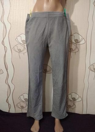 Флисовые спортивные штаны для дома для сна