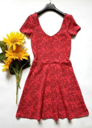 Красивое платье xs-s