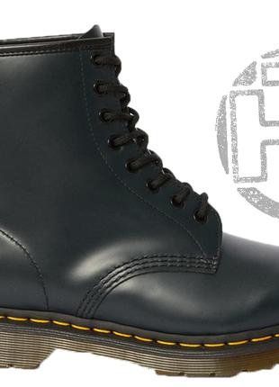 Оригинальные мужские ботинки dr martens 1460 smooth navy blue ...