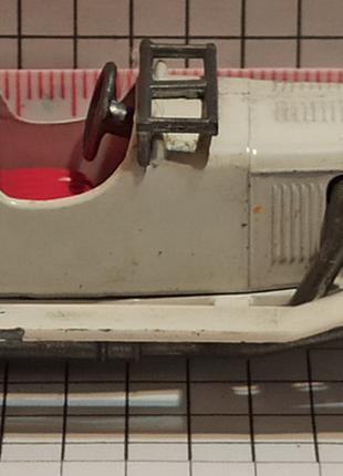 Matchbox - 1928 Mercedes Benz 36 220 - Y10 – 1963-1968 – 1:52