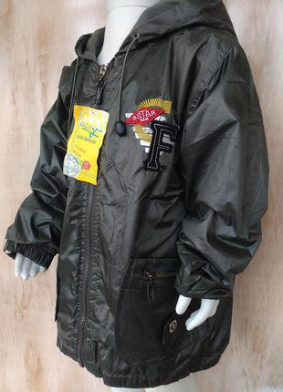 Куртка ветровка на мальчика 3-5 лет