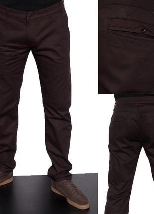 Качественные мужские котоновые брюки 30 размер турция
