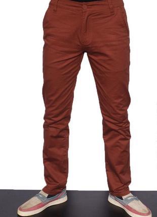 Мужские котоновые брюки 28-36 размер