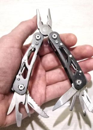 Мультитул мини edc нож складной раскладной маленький подарок