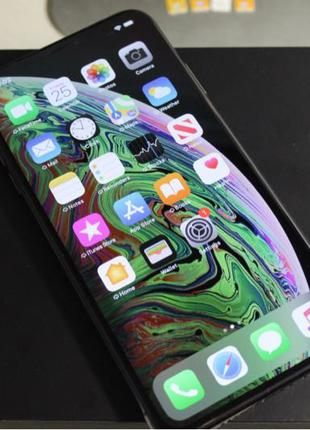 Apple iPhone XS MAX 64Gb Space Gray как новый