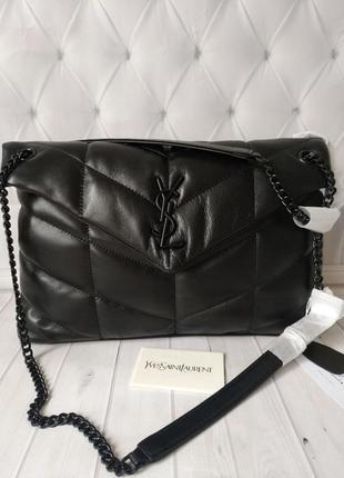 Шикарная сумка в стиле ysl