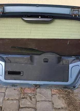 Шевроле Авео-задняя дверь ляда