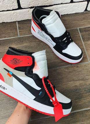 Кроссовки мужские Nike Air Jordan x OFF-White