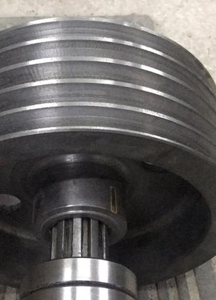 Шкив 1к62 +муфта фрикционная 1к62 (продам)