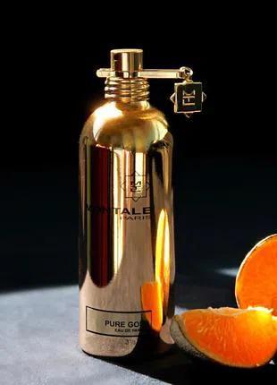 Pure Gold  Montale _Оригинал Eau de Parfum  5 мл