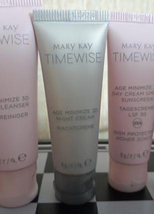 Мини система timewise age minimize 3d mary kay
