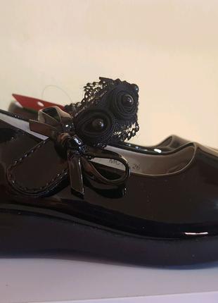 Лаковые туфли для девочки Apawwa 26-31