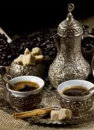 Кава з кардамоном/Кофе с кардамоном