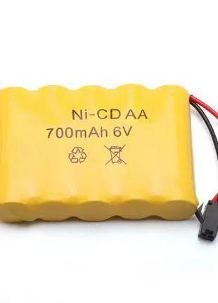 Ni-CD AA 6V 700mAh Ni-CD 6V Аккумулятор SM-2P