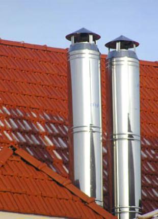 Дымоходные трубы вентиляция отопление