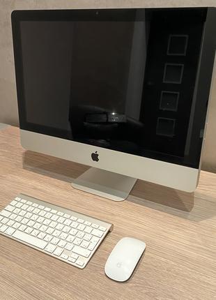 Apple iMac 21,5/ 2011 г./i5 2,7/16 Gb/ SSD 256 Gb/ + Mouse,Key