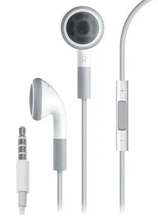 Оригинальные Наушники Apple EarPods iPhone 3GS / 4 / 4S Original