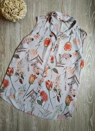Нежная шифоновая блузка большого размера george р24