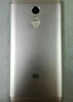 Xiaomi Redmi Note 4X 3/32GB (8 ядер) Gold