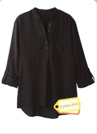 Базовая блузка, блуза из вискозы esmara