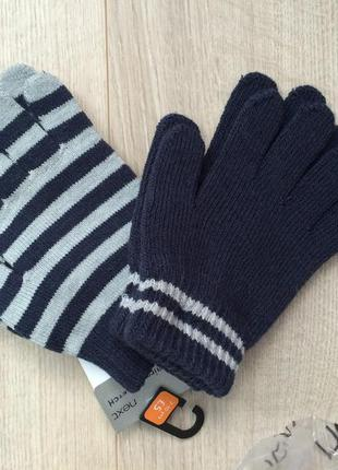 Перчатки next 7-10 лет