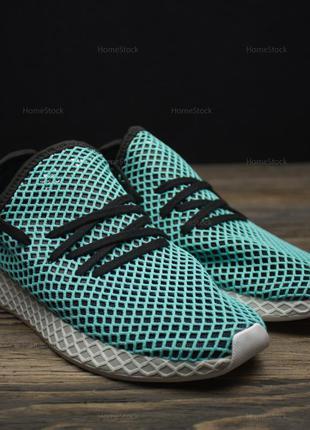 Кроссовки adidas deerupt runner parley cq2623 оригинал