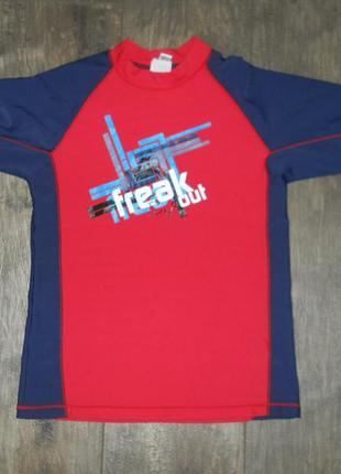 Спортивная футболка  рост 146-152 см campus (кампус)  на мальч...