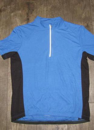 Велофутболка  размер l футболка мужская спортивная crivit герм...