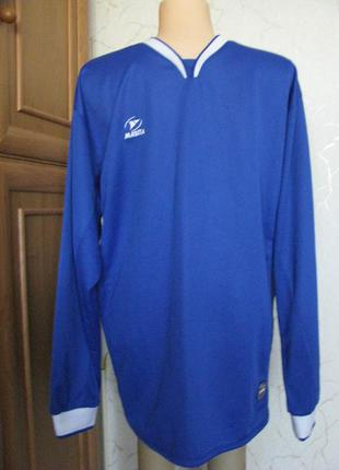 Мужская спортивная футболка с длинным рукавом xxl размер 52-54...