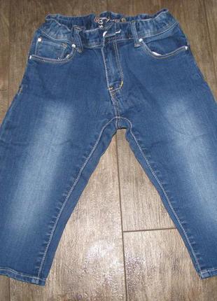 Шорты джинсовые на мальчика 146-152 см 11 - 12 лет retour