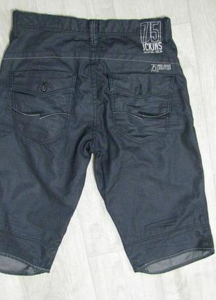 Шорты мужские джинсовые 48 размер l