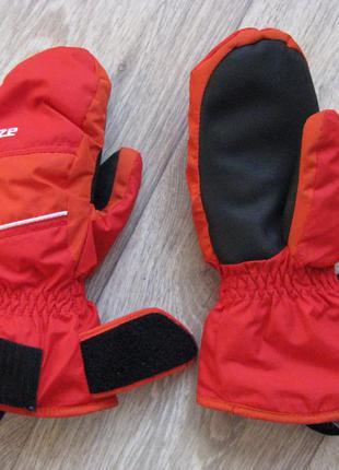 Рукавицы краги 7-8лет перчатки wedze франция рост 122-128 см в...