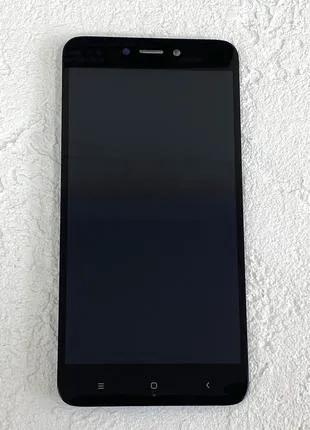 Дисплей модуль экран Xiaomi redmi 4x с сенсором тачскрином
