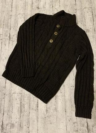 Комфортный свитер brice размер s