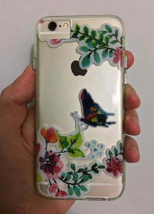 Оригинальный чехол milk and honey для iphone 6 6s 7 8