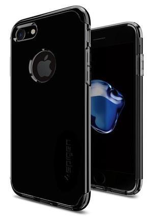 Чехол spigen hybrid armor для iphone 7 8 и plus оригинал новый...