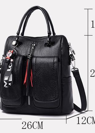 Жіночий рюкзак, сумка