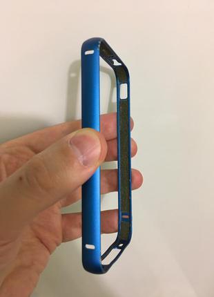 Стильный чехол рамка аллюминиевый для iphone 4 4s