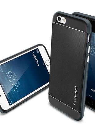 Распродажа! чехол spigen противоударный для iphone 6 6s 7 8 plus