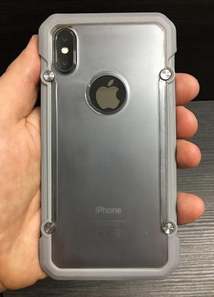 Чехол supcase противоударный для iphone x xs