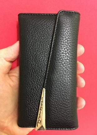 Чехол книжка кожаная casemate для iphone 6 6s 7 8 оригинал
