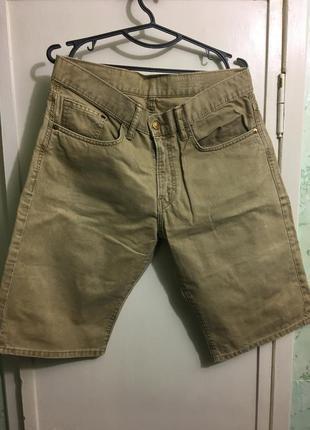 Шорты бермуды  джинсовые мужские esprit новые