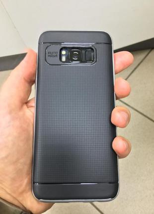 Чехол spigen противоударный для Samsung S6 S7 Edge S8 Plus
