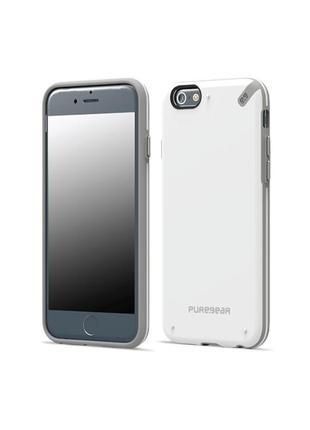 Чехол противоударный для iphone 6 6s plus puregear slim shell ...
