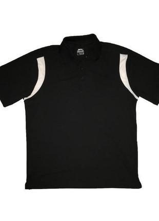 Мужская футболка slazenger polo shirt m-l новая оригинал недор...