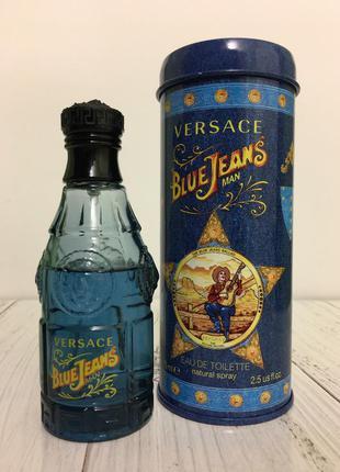 Blue jeans versace вода туалетная для мужчин 1994