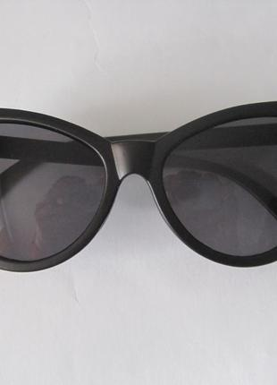 6|1 ультрамодные солнцезащитные очки кошачий глаз