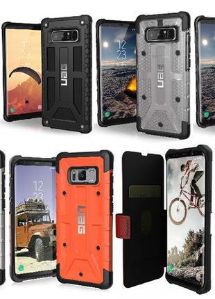 Чехол для LG V10 V20 V30 G7 G6 Samsung S8 Plus Note 8 UAG Spig...